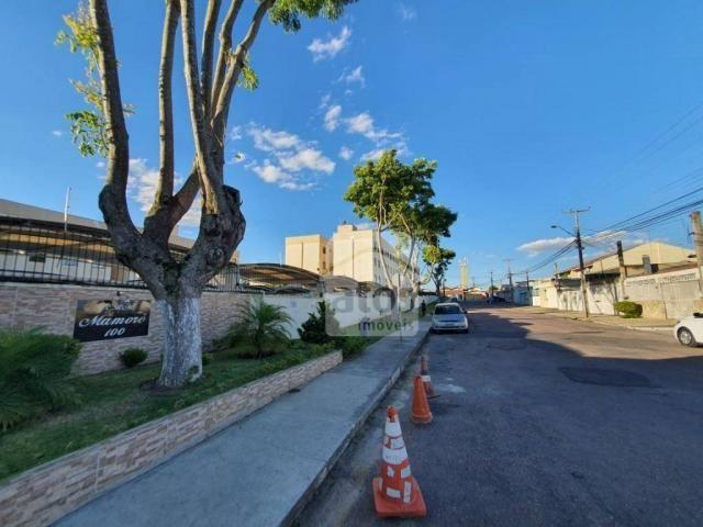 Apartamento com 3 dormitórios à venda, 52 m² por R$ 159.000,00 - Fazendinha - Curitiba/PR