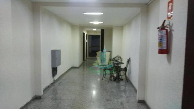 Apartamento com 1 dormitório para alugar com 37 m² por R$ 1.500/mês no Edifício Grand Prix - Foto 4