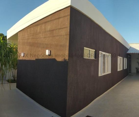 Casa à venda, 3 quartos, 4 vagas, Maria Aparecida Pedrossian - Campo Grande/MS - Foto 3