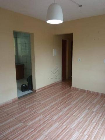 Apartamento com 3 dormitórios para alugar, 57 m² por R$ 980,00/mês - Jardim Aeroporto - Vá - Foto 3