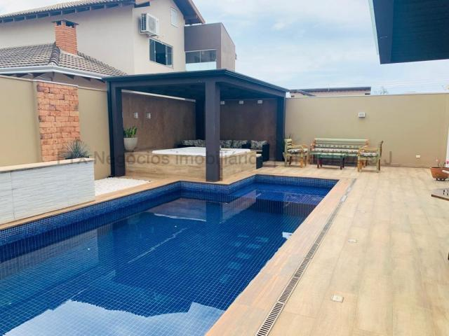 Sobrado à venda, 1 quarto, 3 suítes, Residencial Damha II - Campo Grande/MS - Foto 16
