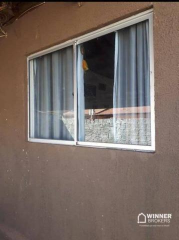 Casa com 3 dormitórios à venda, 100 m² por R$ 180.000,00 - Cohab Primavera - Várzea Grande - Foto 2