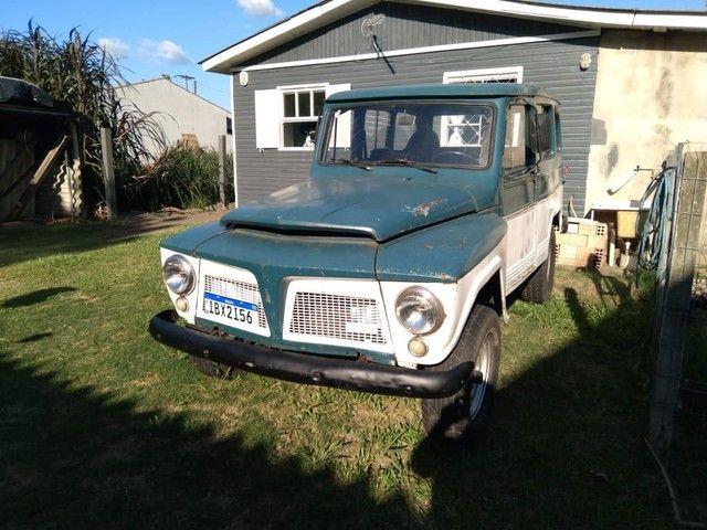 Vendo Ford rural 1973 aceito proposta e te chame watz 48 991745