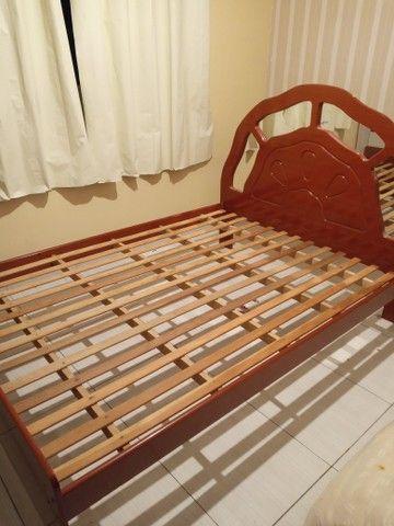 Vendo cama de casal - Foto 2