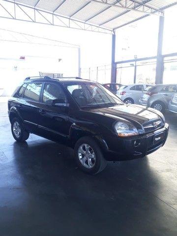 Hyundai Tucson 2.0 Preto