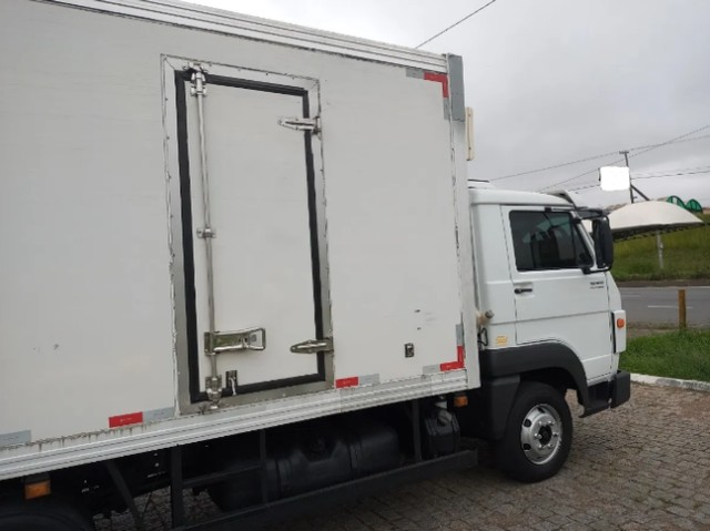 Vw 10.160 Delivery Plus Ano 2014/15 Truck / Baú Frigorífico - Foto 5
