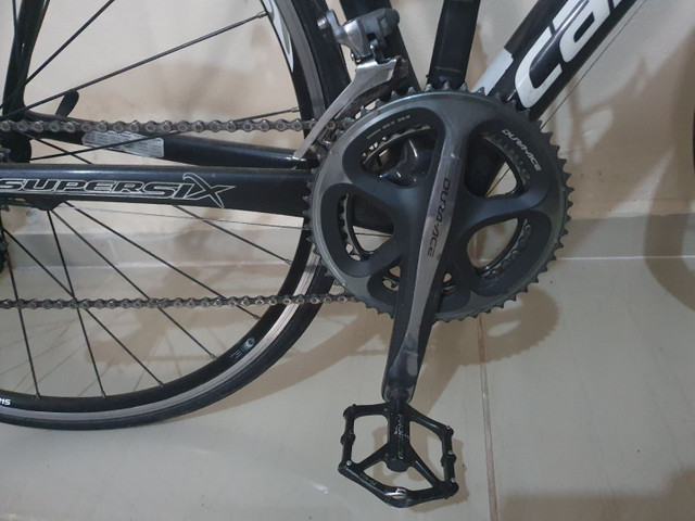 Bike cannondale speed supersix