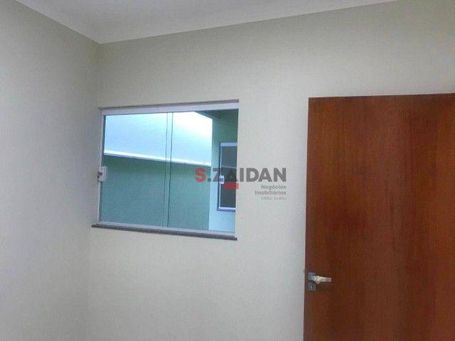 Casa com 3 dormitórios à venda, 100 m² por R$ 390.000,00 - Prezotto - Piracicaba/SP - Foto 7