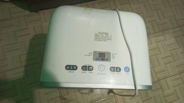 Vendo um ar condicionado portátil e um frigobar - Foto 3