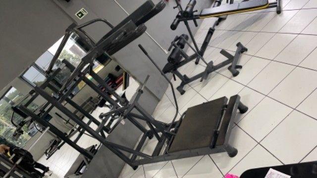 Barbada - máquinas para academia  - Foto 4