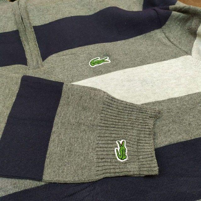 Suéter, todos com logo no pulso! - Foto 2