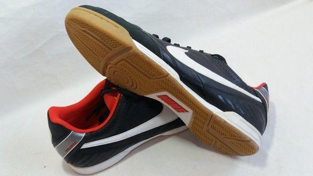 Chuteira Nike  Tiempo Natural IV Ltr ic Futsal - Foto 3