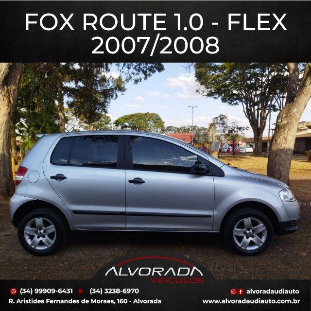 Fox Route 1.0 Flex - 2007/2008