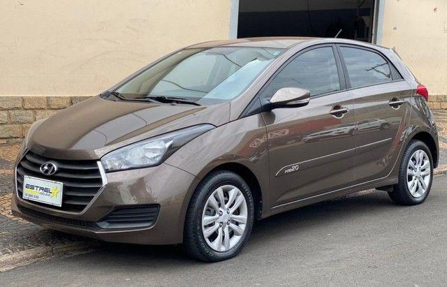 Hyundai HB20 Confort Plus 1.0 12v Turbo 2016/2017