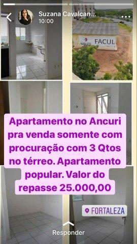 Apartamento pra vender