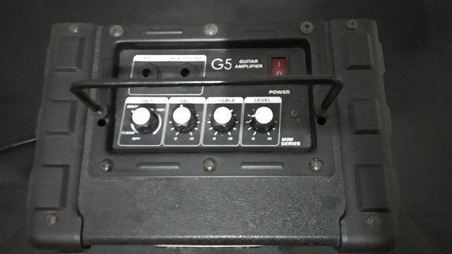 Cubo Para Guitarra G5 - GIANNINI - Foto 5