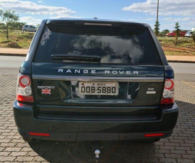 Range Rover Sport SE 3.0 4x4 TDV6 Diesel/ impecável/ revisada/ pneus novos - Foto 3