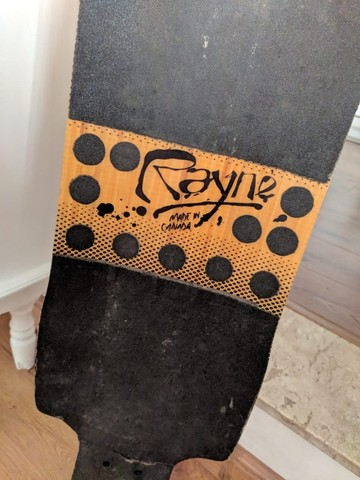 Longboard Rayne Supreme (usado) - Foto 2