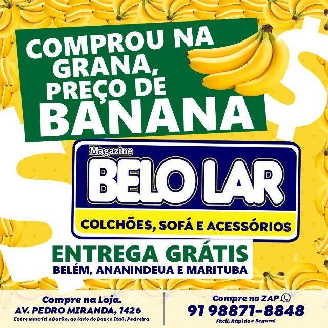 Colchão Ortobom Casal, Compre no zap * - Foto 2