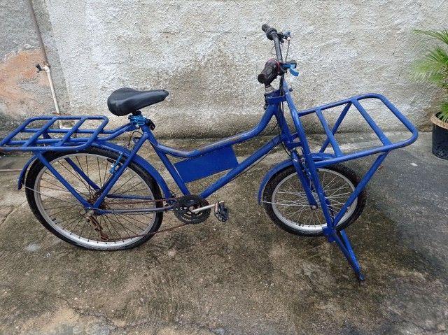 Bicicleta de carga linda de mais  - Foto 3