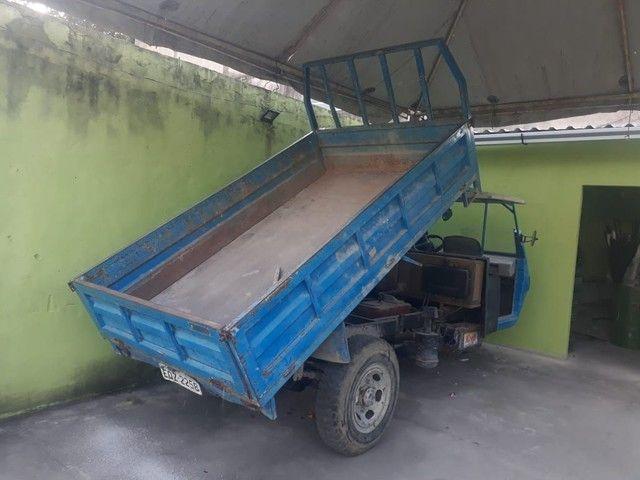 "Caminhão tuk tuk ""BURRINHA"" GURGEL - Foto 4"