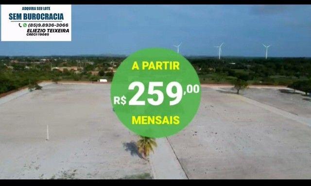Loteamento EcoLive Tapera Aquiraz à 5 min da praia ! - Foto 6