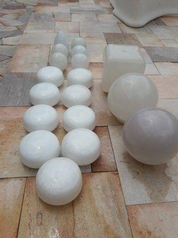 globo para luminarias