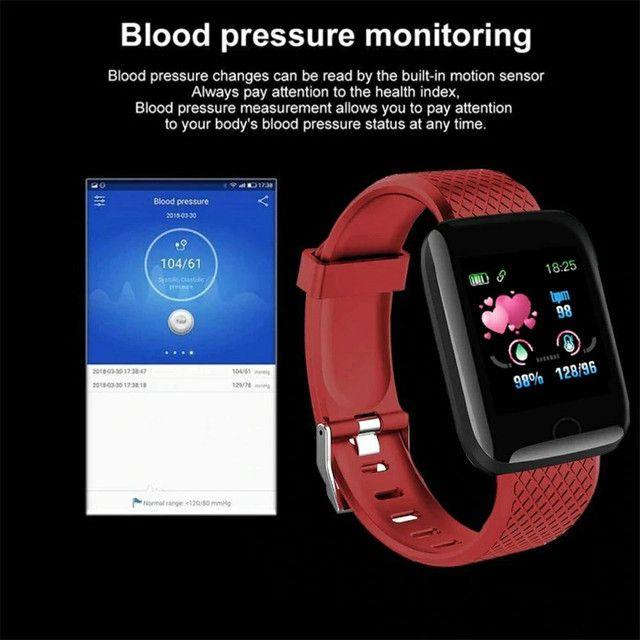 OPORTUNIDADE Smartwatch D13 aceito cartão divido sem juros - Foto 4