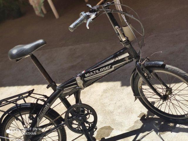 V/T Bicicleta elétrica Multilaser - Foto 2