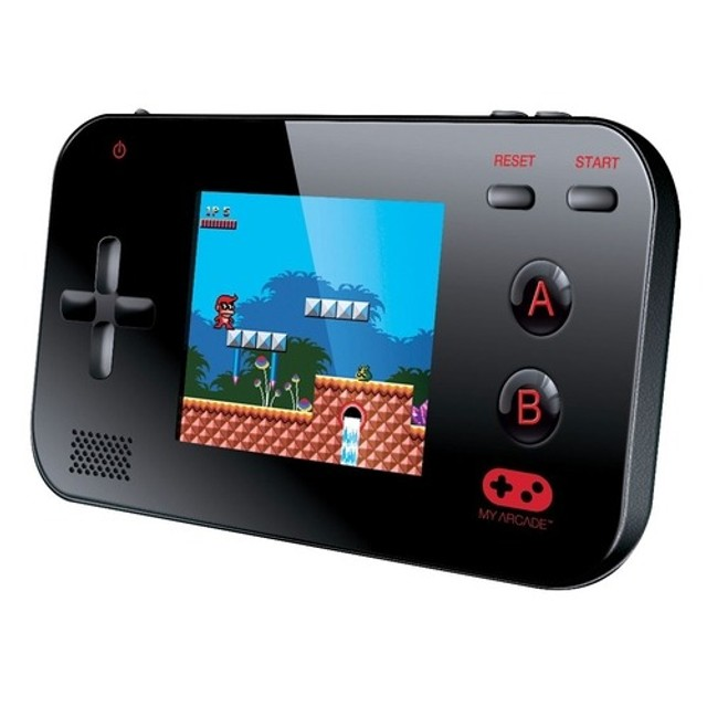 Console DreamGear My Arcade 2573 - com 220 Jogos