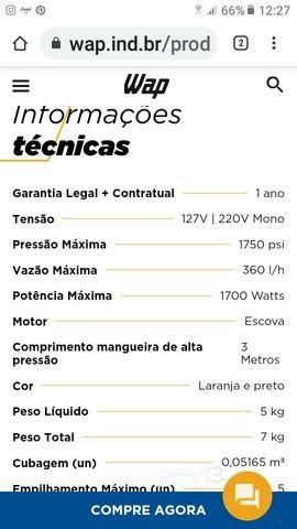 Lavadora WAP Eco Wash 2200 - Foto 2