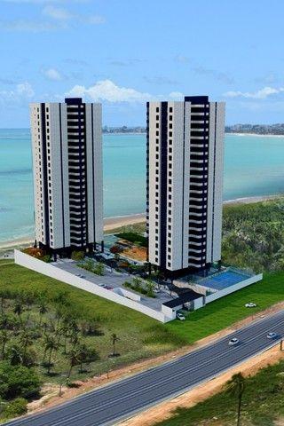 Apartamento em Guaxuma - 4 suítes e varanda Gourmet com 34m2