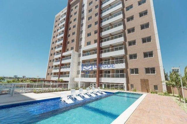 Apartamento com 2 dormitórios à venda, 57 m² por R$ 371.910,17 - Jóquei Clube - Fortaleza/ - Foto 5
