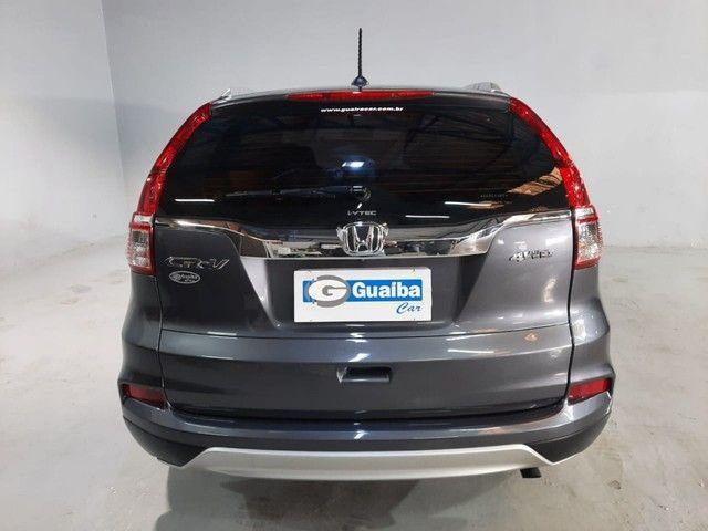 HONDA CRV 2.0 EXL 4X4 16V FLEX 4P AUTOMÁTICO - Foto 5