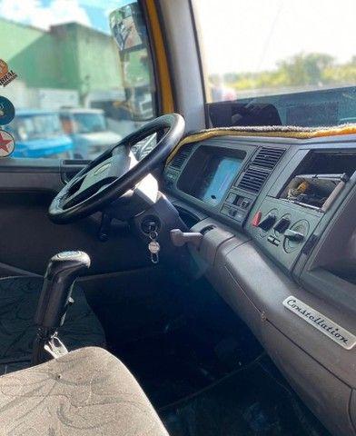Caminhão VW 24250 carroceria - Foto 7