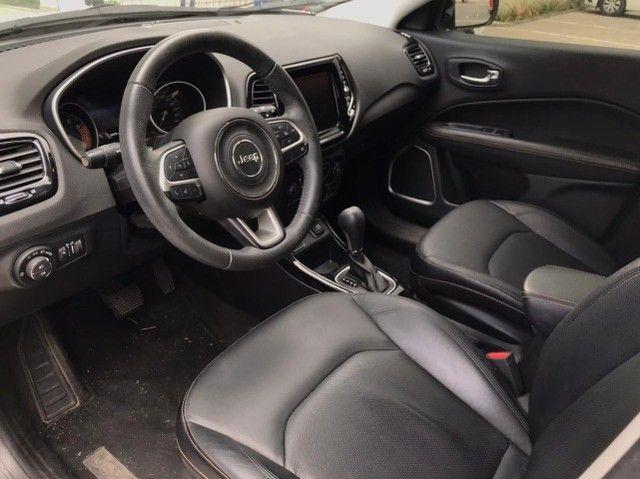 compass 2.0 limited aut. 2017 (18.000 kms rodados) - Foto 7