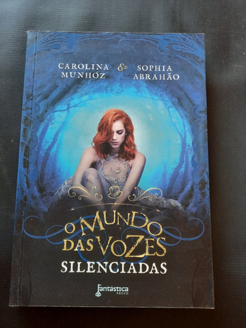 O Mundo das Vozes Silenciadas, Carolina Munhóz e Sophia Abrahão