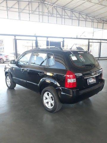 Hyundai Tucson 2.0 Preto - Foto 3