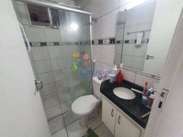 Apartamento com 3 dormitórios à venda, 70 m² por R$ 230.000,00 - Montese - Fortaleza/CE - Foto 15