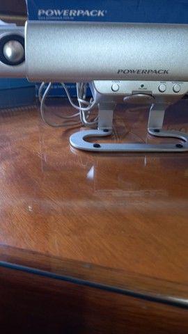 Caixa de som para computador e TABLET - Foto 4