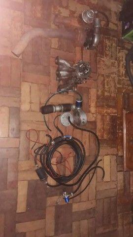 Vendo kit turbo completo  - Foto 3
