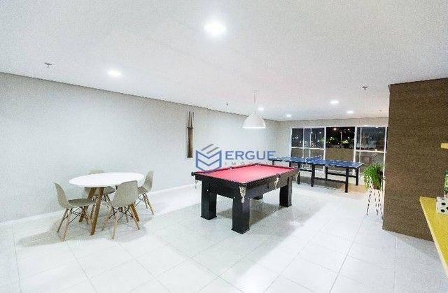 Apartamento com 2 dormitórios à venda, 57 m² por R$ 371.910,17 - Jóquei Clube - Fortaleza/ - Foto 10