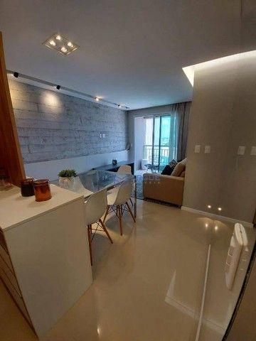 Apartamento com 2 dormitórios à venda, 56 m² por R$ 428.000,00 - Benfica - Fortaleza/CE - Foto 10