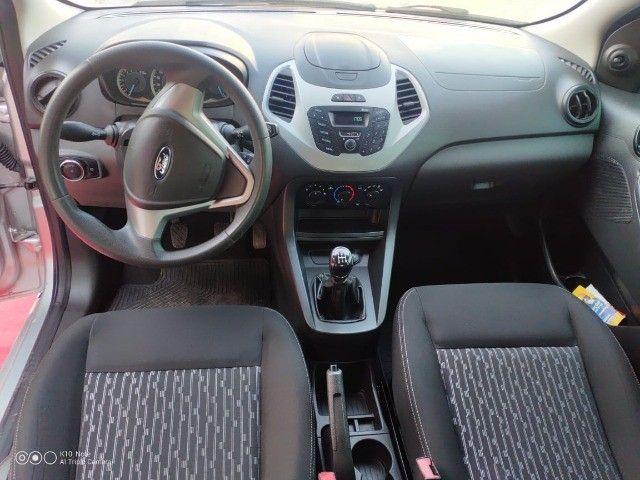 Carro excelente para Uber/Pop - Ford Ka 1.0 Completo! Aceito troca e financio!!!! - Foto 5