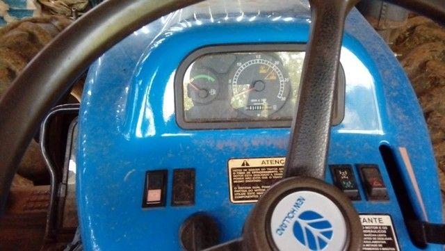 Trator NH 7630 S100 - Foto 6