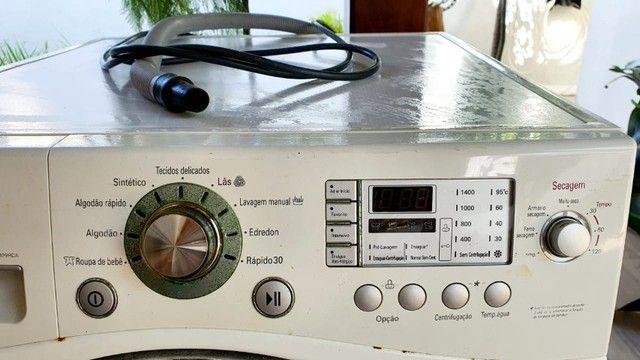 Máquina de Lavar 10 Kg LG - Foto 2