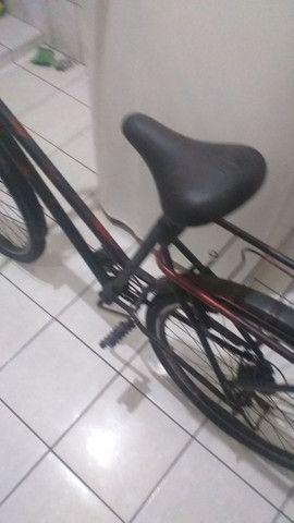 Vendo duas bike a potti precisa de remendo nos dois pneus ja a outra so no traseiro - Foto 4