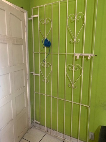 Grade ferro para porta