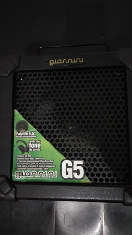 Cubo Para Guitarra G5 - GIANNINI - Foto 6