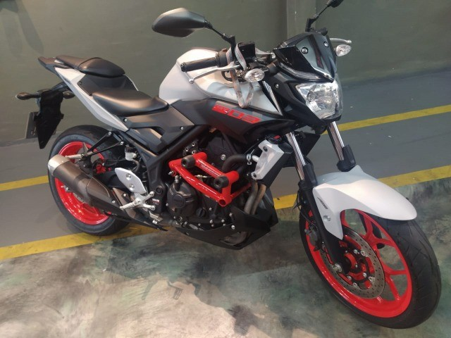 Yamaha MT03 - Buiatty Motors